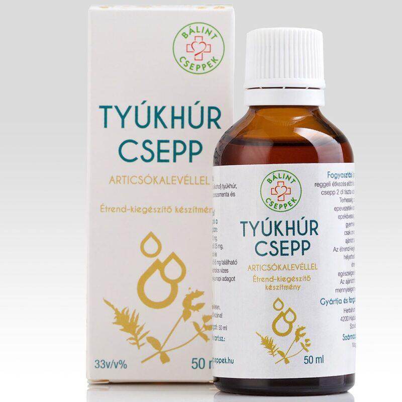 Bálint Cseppek tyúkhúr csepp – 50 ml