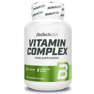 BioTech USA Vita Complex tabletta - 60db