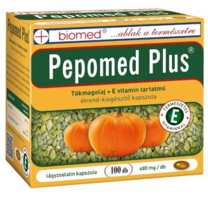 Biomed-tokmagolaj-plus-kapszula-100db