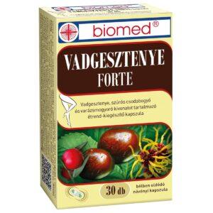 Biomed-vadgesztenye-kapszula-30db