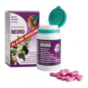 Brandenburg Neuro – Neuroptim tabletta – 30db