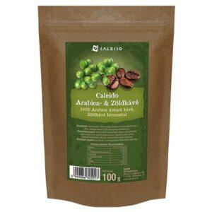 Caleido Arabica & Zöld kávé – 100g