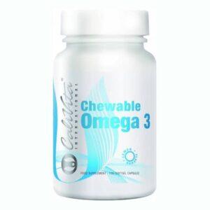 CaliVita Chewable Omega 3 szoftgél kapszula - 100db