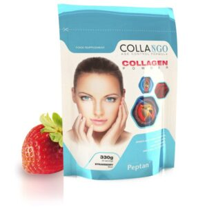 Collango Collagen – kollagén por eper – 330g