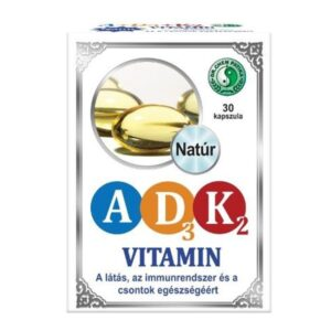 Dr. Chen A+D3+K2-vitamin kapszula – 30db
