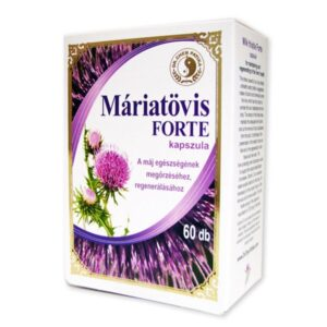 Dr. Chen Máriatövis Forte kapszula – 60db
