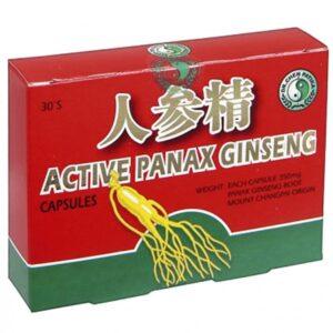 Dr. Chen Aktív Panax Ginseng kapszula – 30db