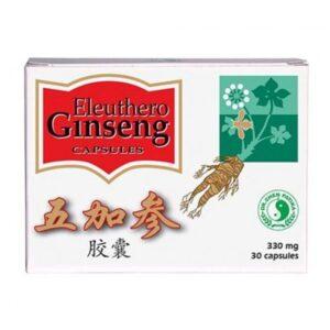 Dr. Chen Ginseng Eleuthero kapszula – 30db