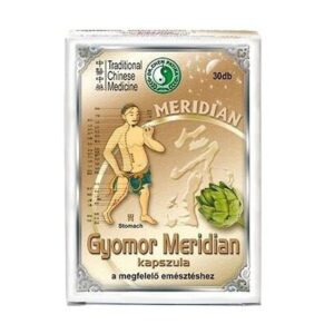 Dr. Chen Gyomor Meridián kapszula – 30db