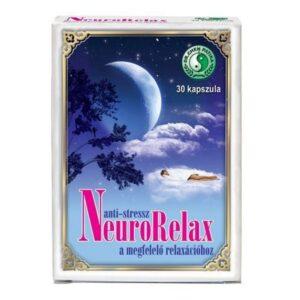Dr. Chen Neurorelax kapszula – 30db