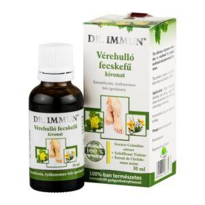 Dr. Immun vérehulló fecskefű - 30ml