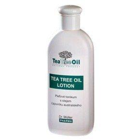 Dr. Müller Tea Tree Oil teafa arclemosó tonik – 150 ml