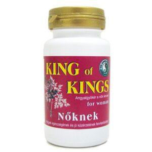 Dr. Chen King of King női kapszula – 50db