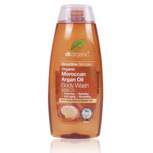 Dr. Organic bio Argán olaj tusfürdő – 250 ml