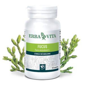 Erba Vita Barna alga-Hólyagmoszat tabletta - 125db
