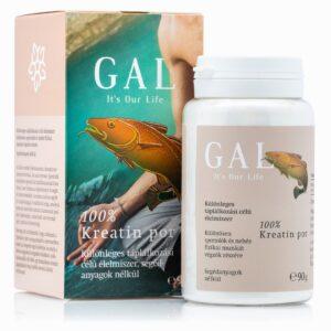 GAL kreatin monohidrát - 90g