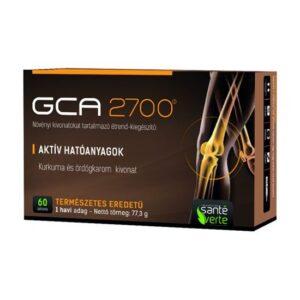 GCA 2700 porc és ízületvédő tabletta – 60db