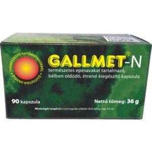 Gallmet-N kapszula – 90db