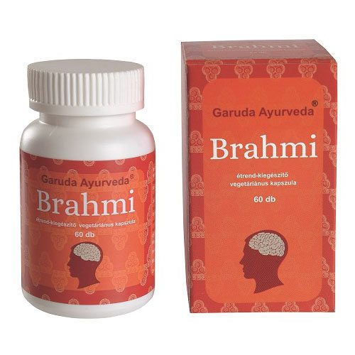 Garuda Ayurveda Brahmi kapszula – 60db