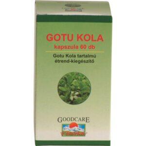 Garuda Ayurveda Gotu Kola vegán kapszula – 60db