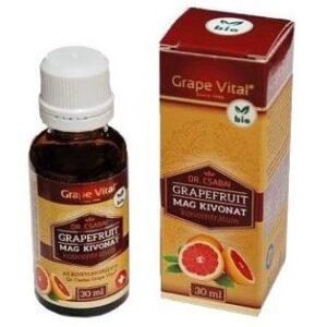 Grape Vital grapefruit mag-kivonat – 30 ml