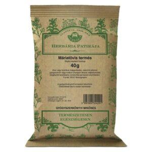 Herbária máriatövismag tea - 40g