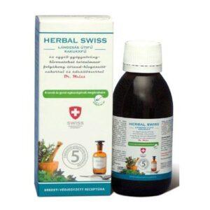 Herbal Swiss felnőtt köhögés elleni szirup – 150ml