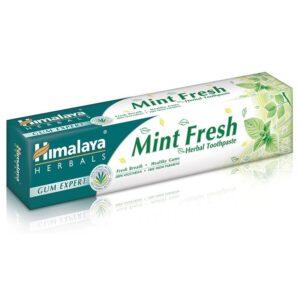 Himalaya Herbals frissítő mentás fogkrém – 75 ml