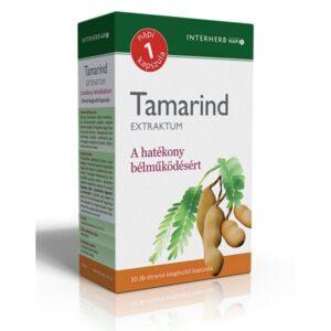 Interherb Napi 1 Tamarind Extraktum kapszula – 30db