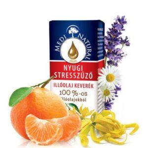 Medinatural Bio illóolaj nyugi stresszűző – 10ml
