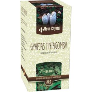 Myco Crystal Gyapjas tintagomba kapszula – 250 db