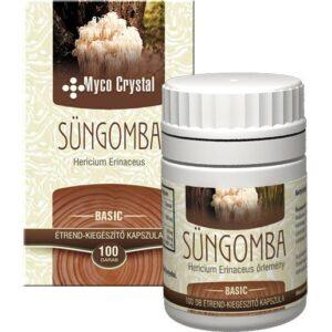 Myco Crystal Süngomba kapszula – 100db