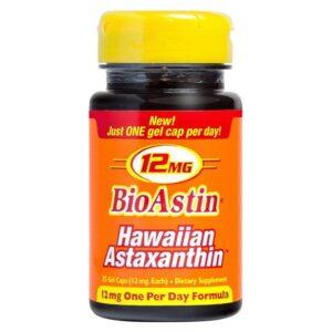 Nutrex Hawaii Bioastin Hawaiian Astaxanthin kapszula – 25db