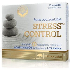 Olimp Labs Stress Control tabletta – 30db
