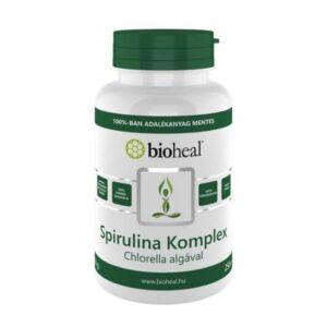 Bioheal Spirulina Komplex tabletta - 250db
