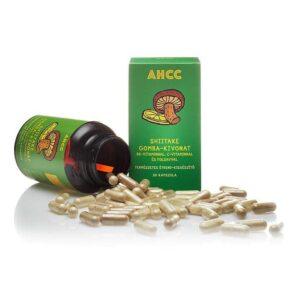 AHCC Immunerősítő kapszula – 30db