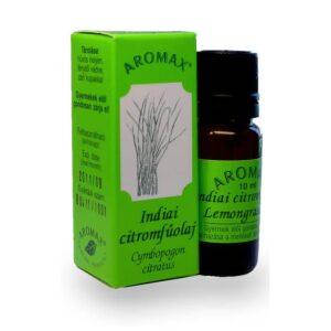 Aromax Indiai citromfű illóolaj – 10 ml