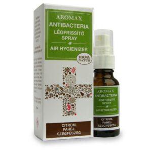 Aromax Citrom-Fahéj-Szegfűszeg légfrissítő spray – 20 ml