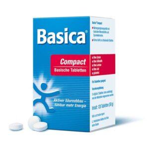 Basica Compact tabletta – 120 db