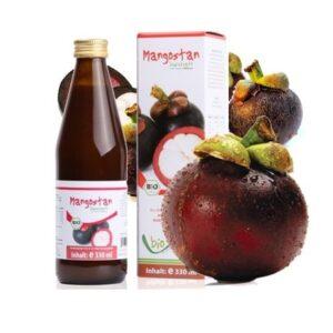 Medicura Bio Mangosztán 100% gyümölcslé kivonat – 330 ml