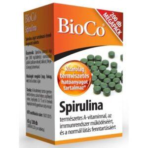 BioCo Spirulina megapack - 200db