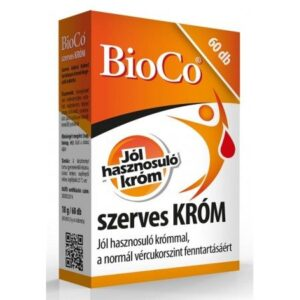 BioCo Szerves króm – 60db