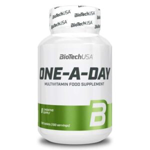 BioTech USA One-A-Day multivitamin tabletta - 100 db