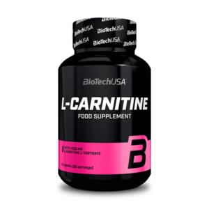 BioTech USA L-Carnitine tabletta - 30db
