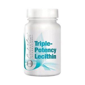 CaliVita Triple-Potency Lecithin lágyzselatin kapszula – 100db