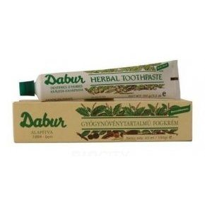 Dabur Herbal fogkrém – 65ml