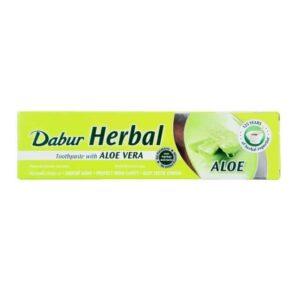 Dabur Herbal  Aloe Vera fogkrém – 100ml