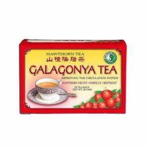 Dr. Chen galagonya tea – 20filter