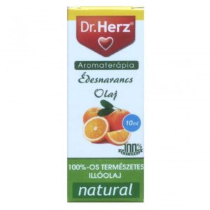 Dr. Herz Édesnarancs illóolaj – 10ml