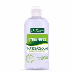 Dr. Kelen gyógyfüves masszázsolaj – 500 ml